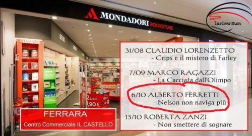 Firmacopie @ Libreria Mondadori